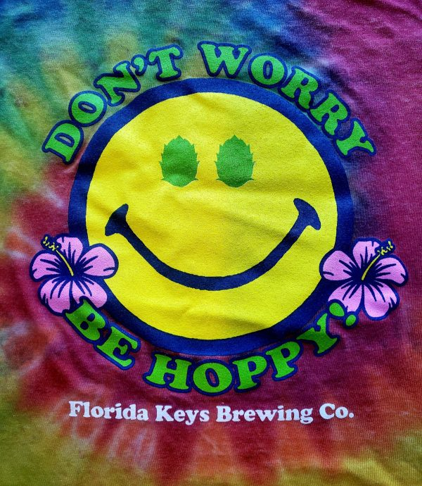 Adult dont worry be hoppy