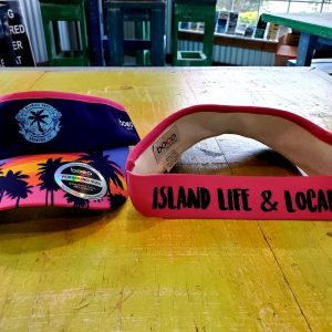 FKBC Palm tree visor