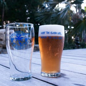 16 oz pub pint glass