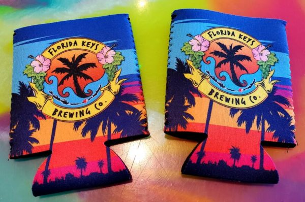 palm can koozie