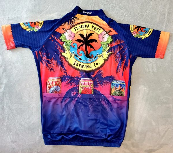fkbc bicycle jersey back