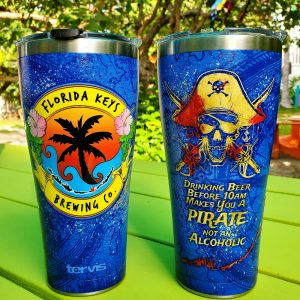 30oz Pirate Tervis