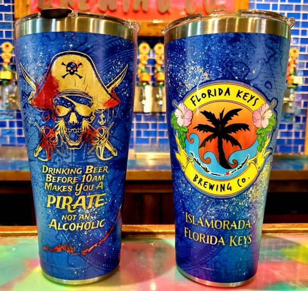 New 30oz Pirate