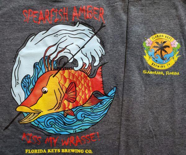 New Spearfish Grey