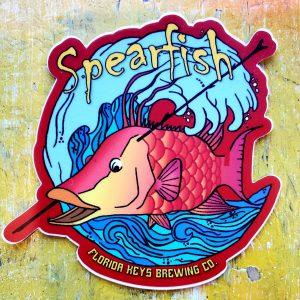 Spearfish Sticker