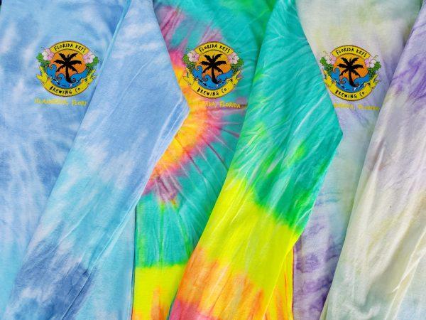 LS 3 Tie Dye Cottons