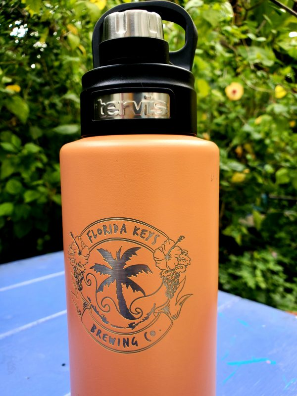 32 oz Tervis Widemouth Coral