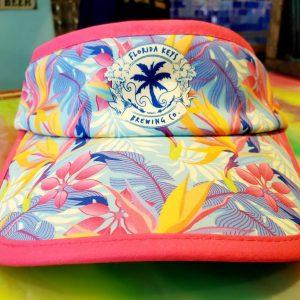hibiscus visor