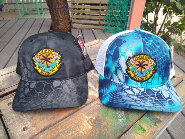 fish sclae hat colors